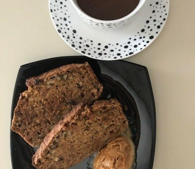 HEALTHY RECIPE: Slatki hleb od bundeve