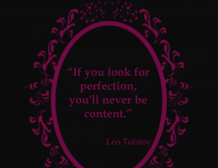 Biti jedinstven bolje je biti nego savršen