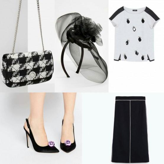 Crno-bijela elegancija