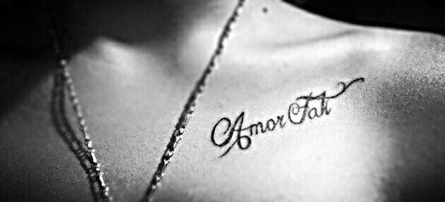 Amor fati: zavolimo odluke koje smo donijeli