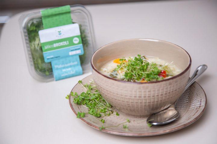 Healthy recipe: Čorba sa povrćem i piletinom u kokosovom mlijeku