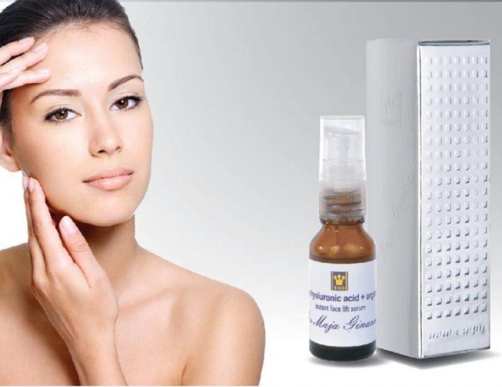 Dr Ginanni Cosmetics: novitet anti - age kozmetike
