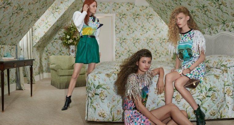Retro kampanja Louis Vuitton za proljeće/ljeto 2019