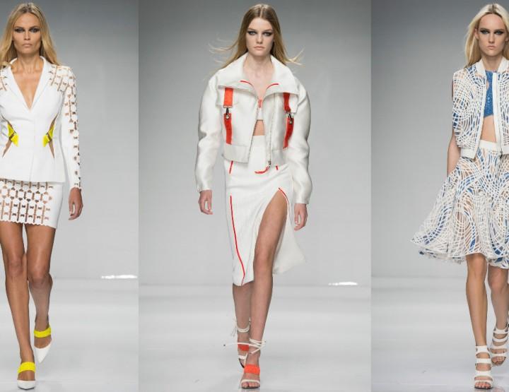 Sexy asimetrija Atelier-a Versace za ljeto koje dolazi
