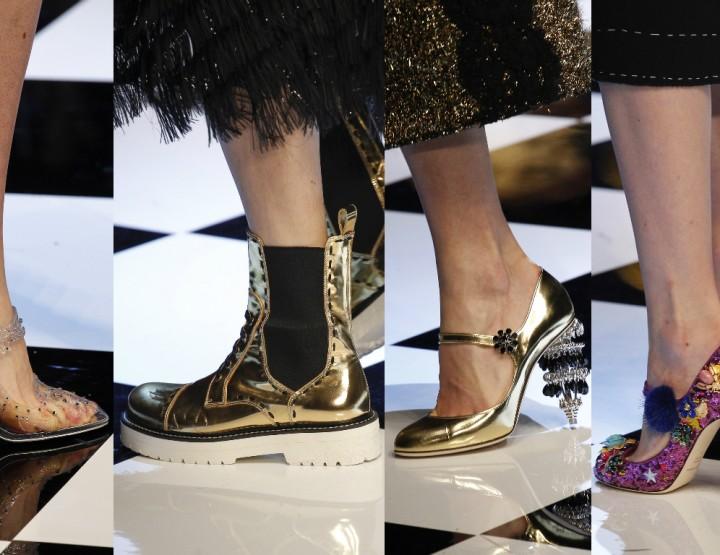 Savremena Pepeljuga by Dolce&Gabbana 2016/17