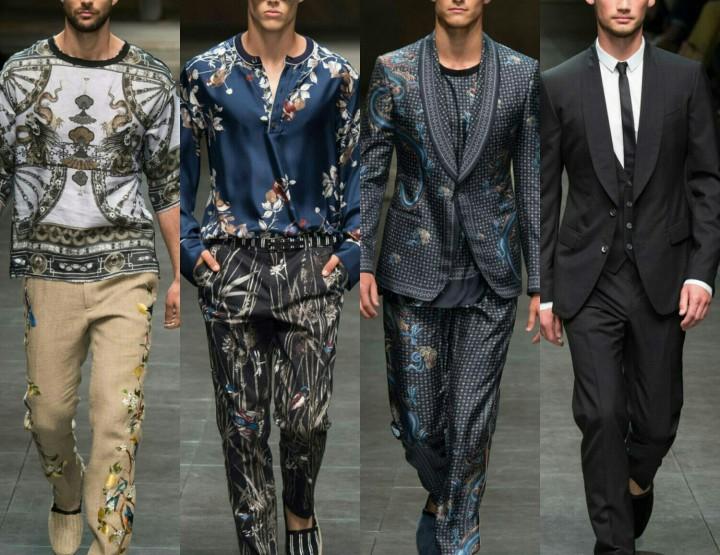 Inspiracija orijentom by Dolce & Gabbana Man