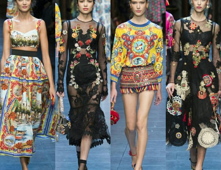 Šareni svijet italijanske svakodnevnice by Dolce & Gabbana