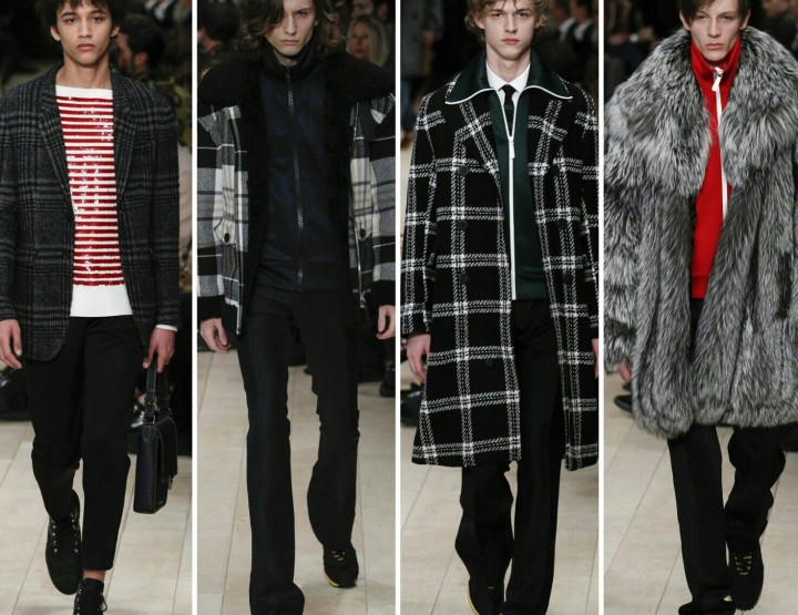"""Englishman in NY"" by Burberry Man"
