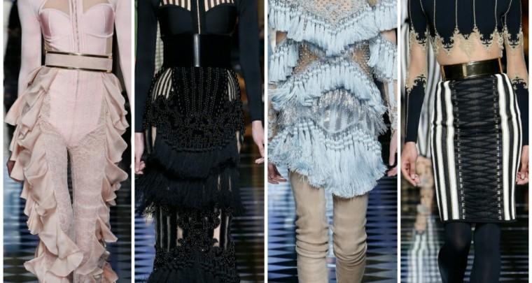 Prepoznatljiva estetika modne kuće Balmain