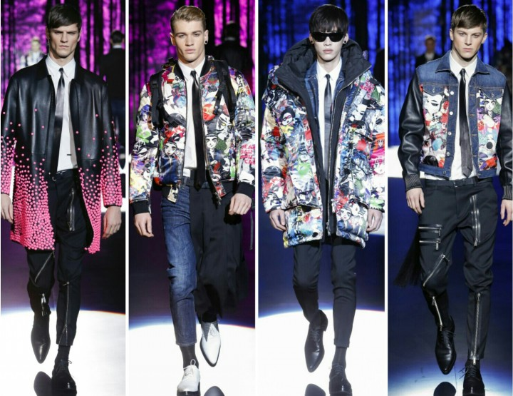 Moderni samuraji by Dsquared Man