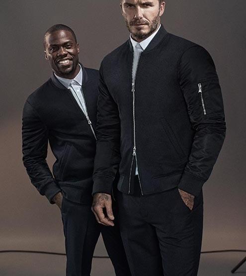 David Beckham glavna zvijezda kampanje H&M Modern Essentials