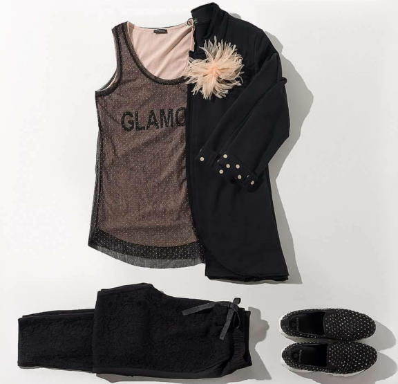 Glamour elegance #OOTD