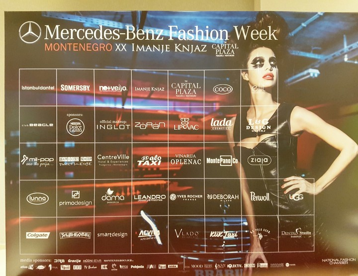 Montenegro Fashion Week: Backstage View!