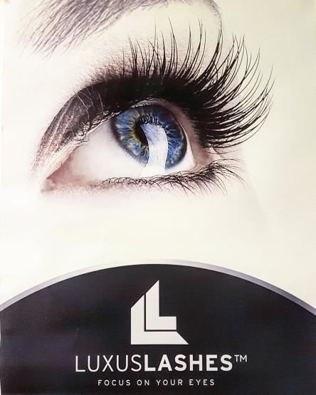BEAUTY EXPERIENCE: Luxus Lashes svilene trepavice