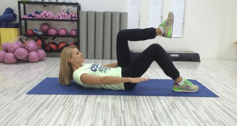 Vježbe za stomak by Džo