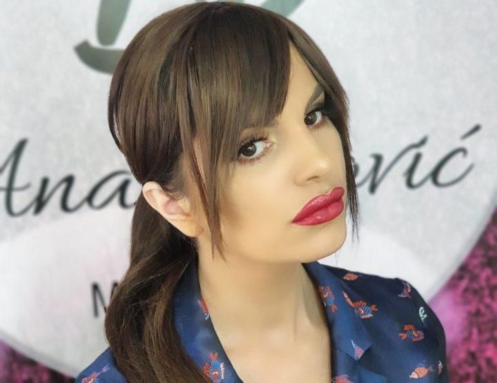 Večernji make - up