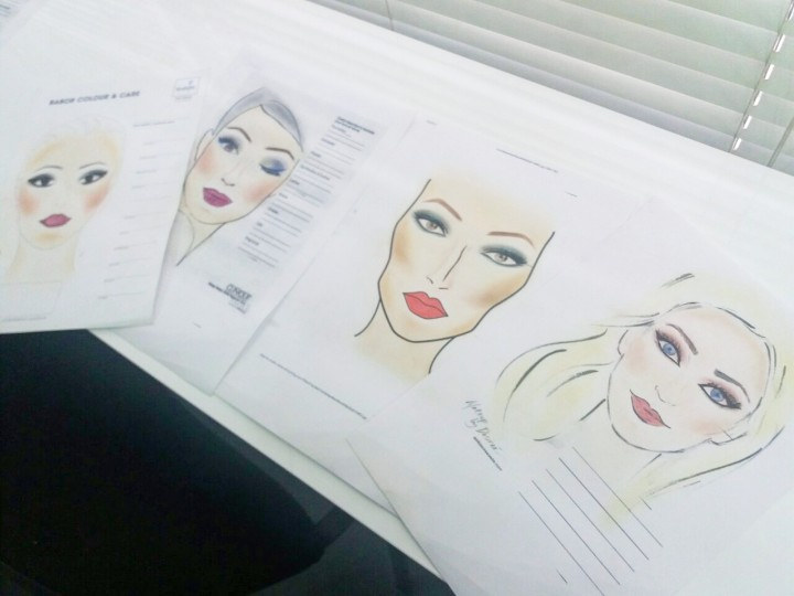 BEAUTY EXPERIENCE: Make - up osnove