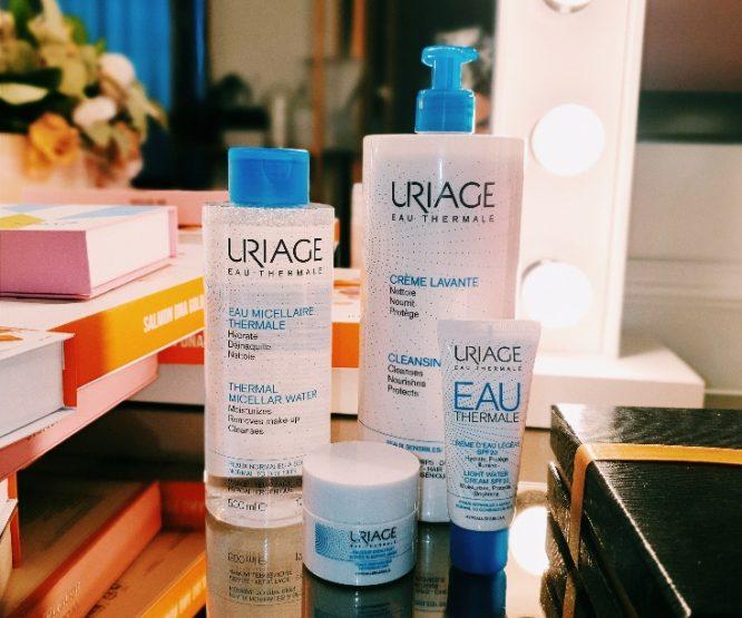 Uriage Eau Thermale: linija za hidrataciju kože