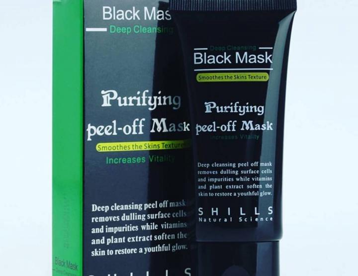 BEAUTY EXPERIENCE: Shills crna maska