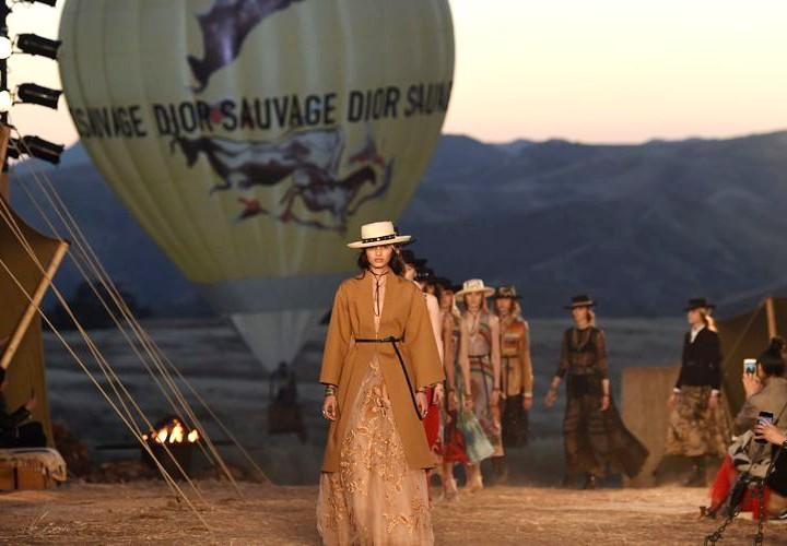 Oda ženskoj energiji u Dior Cruise 2018 kolekciji