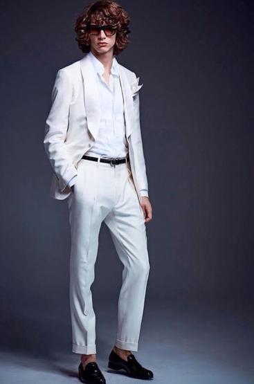 White Suit #OOTD