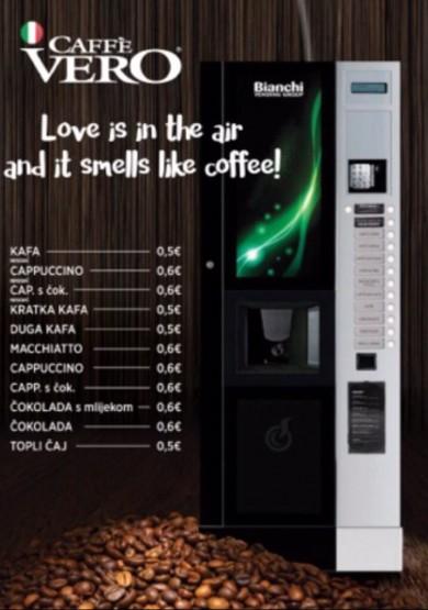 CAFFE VERO TOP 5: KAFA ZA PONIJETI
