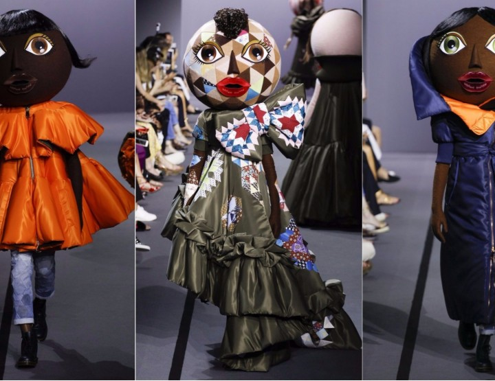 Couture lutke by Viktor & Rolf Paris Couture Collection