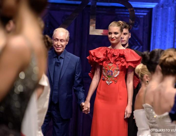 XX Smotra mode u Kotoru: Renato Balestra