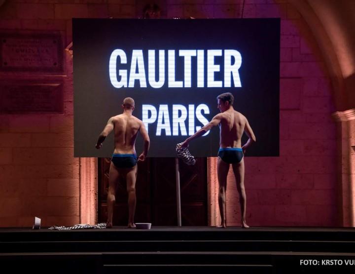XX Smotra mode u Kotoru: Gattinoni & Jean Paul Gaultier