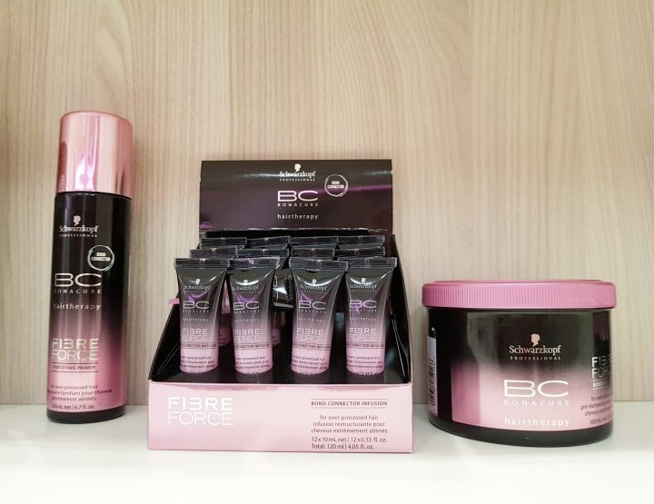 BEAUTY EXPERIENCE: Schwarzkopf Professional Fibre Force tretman