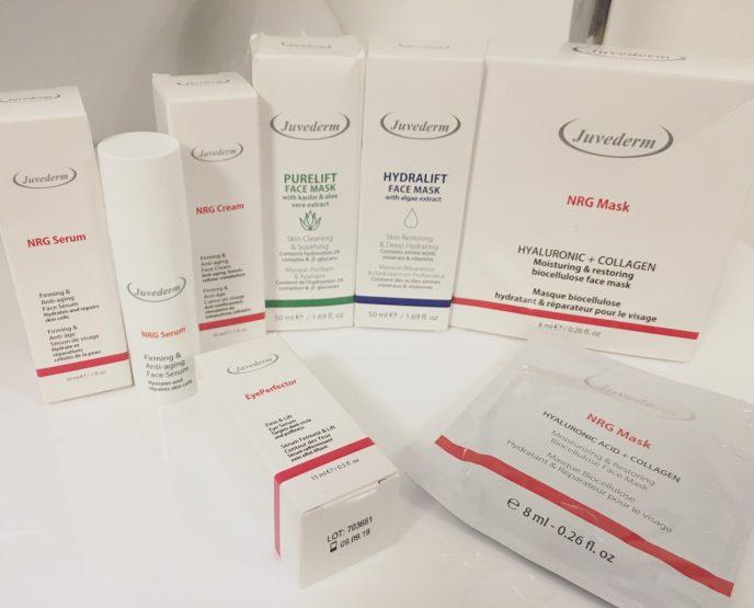BEAUTY EXPERIENCE: Juvederm kozmetika