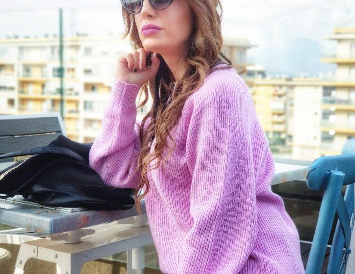 Kako nositi pletene komade?