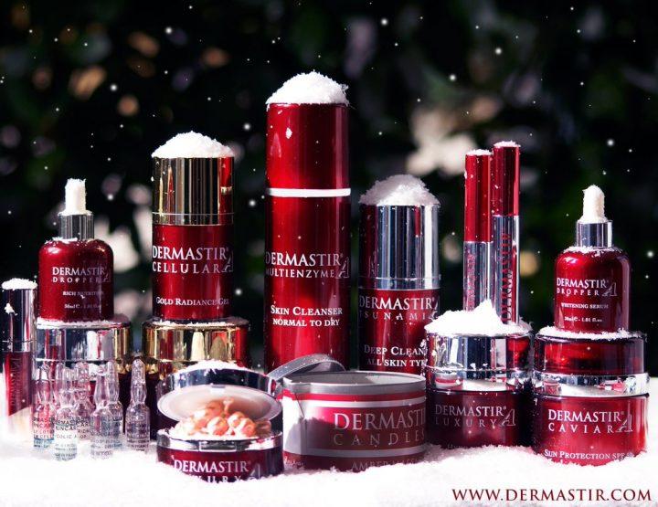 Novo na našem tržištu: Dermastir luksuzna kozmetika!