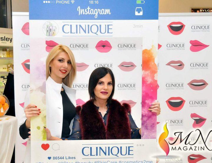 PRISUSTVOVALI SMO: Clinique Special Event u