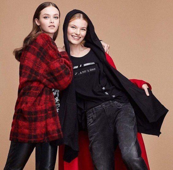 Black & red #OOTD