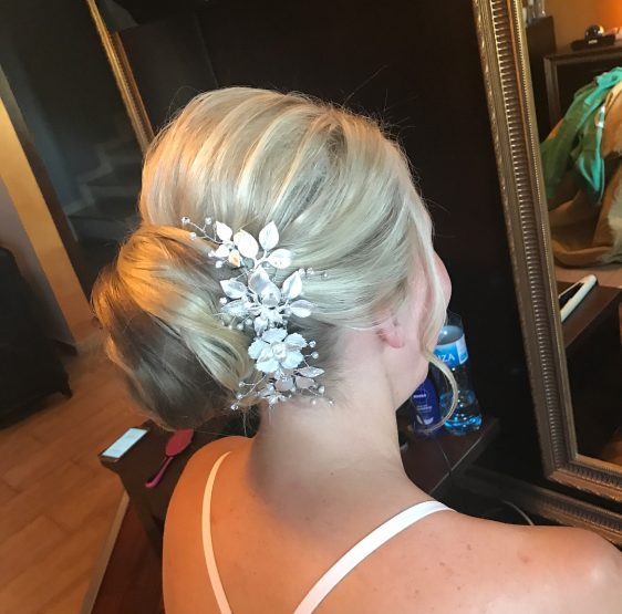HAIR DESIGN SUGGESTION: Svečana punđa