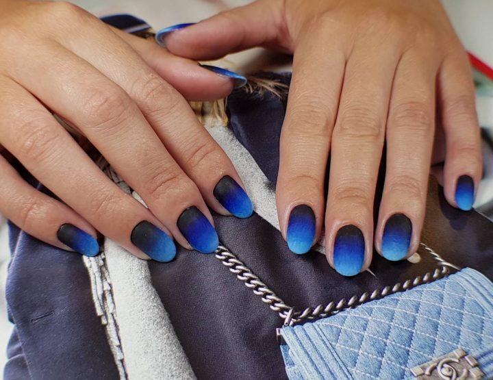 Revolucionarni trend: ombre nokti