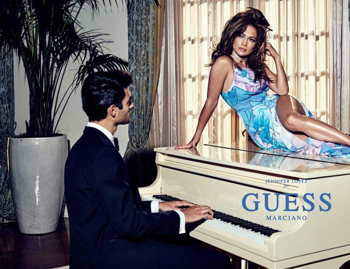J.Lo je zvijezda nove Guess kampanje!