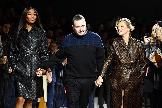 Show Kim Jonesa na poslednjoj reviji za Louis Vuitton!