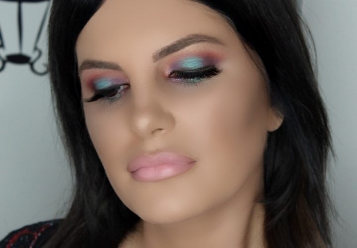 Make - up u duginim bojama za fantastičan efekat!