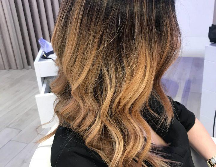 HAIR DESIGN SUGGESTION: Kosa boje meda