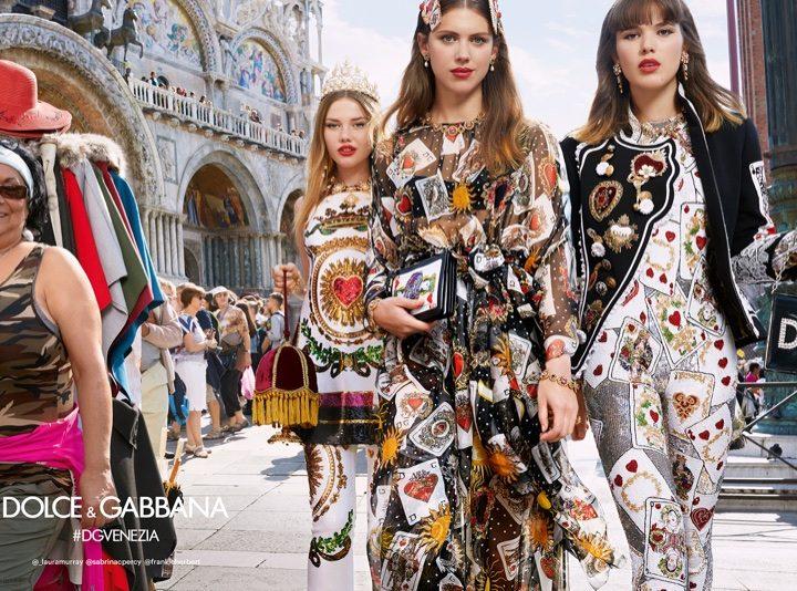 Fenomenalna Dolce & Gabbana proljećna kampanja!
