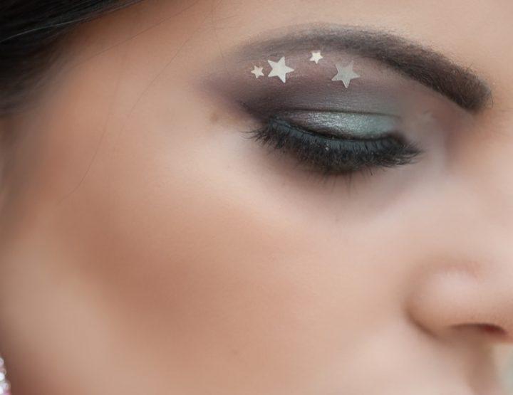 Trend koji osvaja make - up scenu: Gliter zvjezdice!