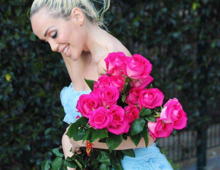 ARTIKAL MJESECA: Cvjetna haljina by Alexia Atelier