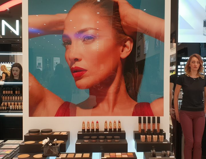 PRISUSTVOVALI SMO: Promocija J.Lo x Inglot linije make - upa