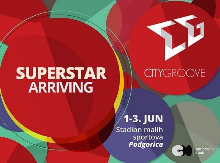"""Četvrto izdanje festivala """"City Groove""""!"""