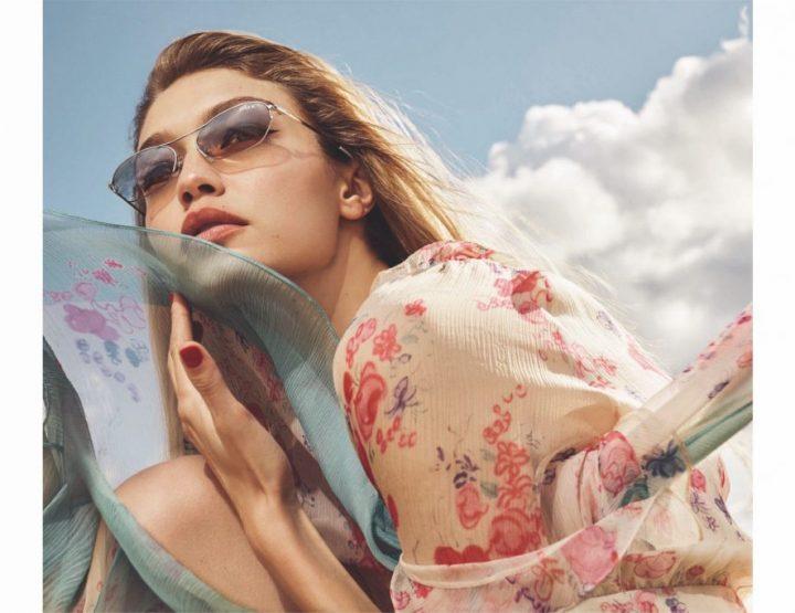 DETALJ MJESECA: Gigi x Vogue naočare