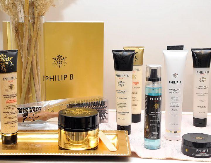 Philip B.: holivudski preparati za njegu kose i tijela