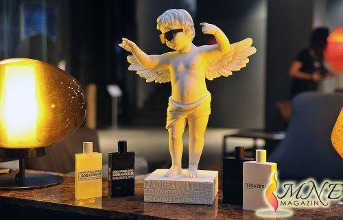 PRISUSTVOVALI SMO: Promocija Zadig & Voltaire parfema