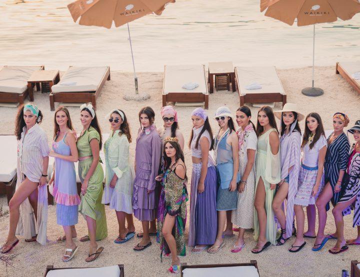 Waikiki 2018: Modni spektakl na plaži!